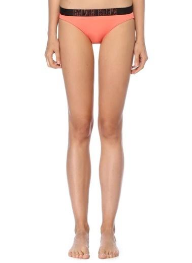 Calvin Klein Bikini Alt Pembe